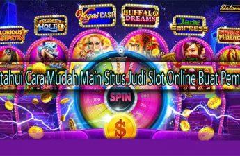 Situs Slot Bet Rendah Uang Asli Menguntungkan